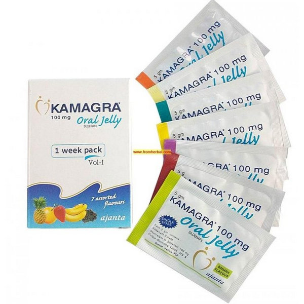 Kamagra oral jelly 50mg