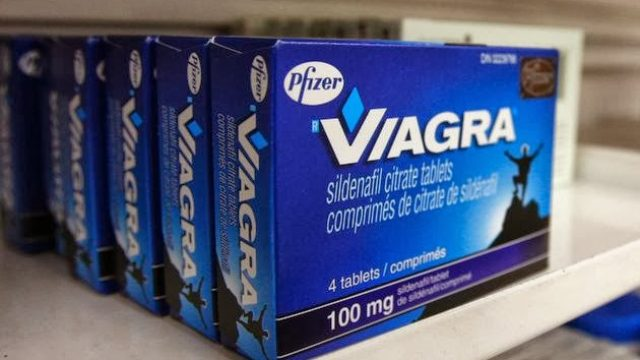 The action of Viagra