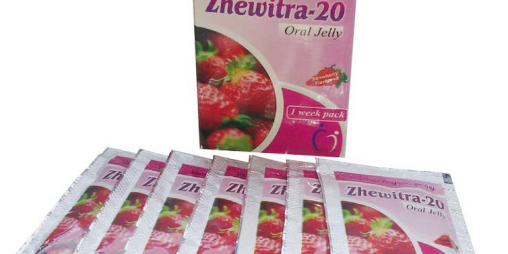 Levitra Oral Jelly will regain its former strength