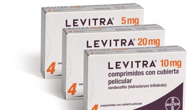 Levitra: instructions for use