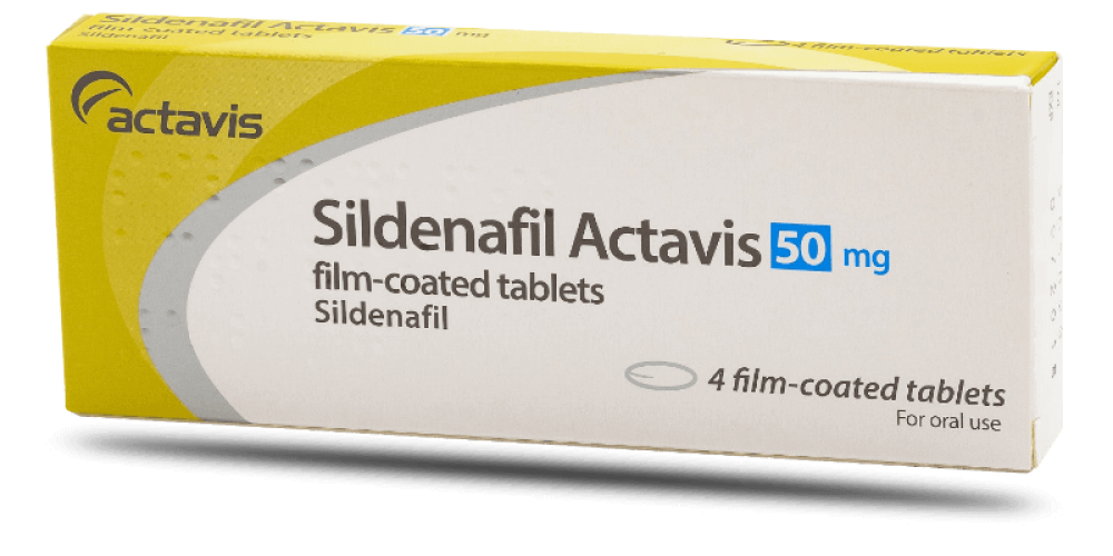 TABLETS WITH SILDENAFIL – DESCRIPTION AND COMPOSITION